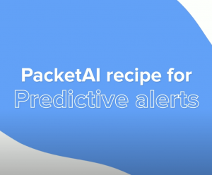 Recipe for predictive alerts